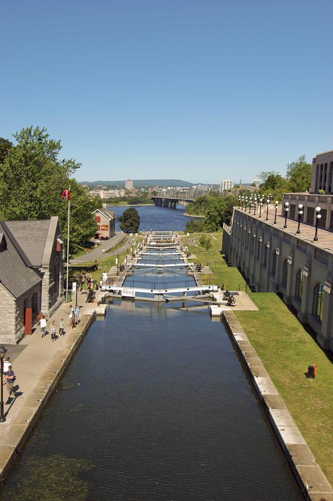 Rideau Canal World Heritage Site