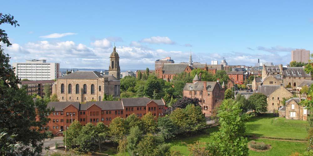 Exploring Scotlands Largest City