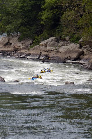 3 Top Whitewater Adventures